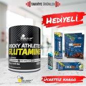 Olimp Rocky Athletes Glutamine 250 gr Glutamine + Hediyeli
