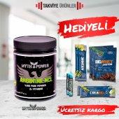 MythPower Arginine Hcl & B3 Vitamine + Hediye