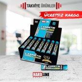Hardline L-Karnitin Matrix 3000 mg x 20 Ampul L-Carnitine