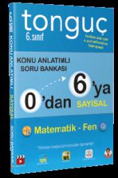 Tonguç Yayınları 6. Sınıf 0' Dan 6' Ya Sayısal Konu Anlatımlı Soru Bankası