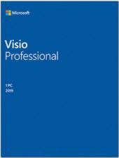 Mıcrosoft Vısıo Profesıonal 2019 Esd D87 07425