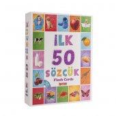DİYTOY EĞİTİCİ ZEKA KARTLARI - 10 Kutu Seçenekli Flash Cards-3