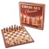 Chess Set Classic Küçük Satranç Takımı