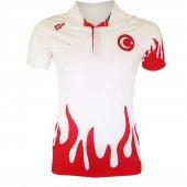 Lotto Erkek Polo Yaka Fire Js Milli Takım T Shirt R5605