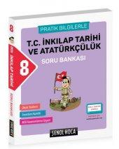 şenol Hoca Yayınları Pratik Bilgilerle 8. Sınıf T.c. İnkılap Tarihi Ve Atatürkçülük Soru Bankası