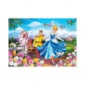 Puzzle Evi Prenses Frame Puzzle 28 Parça