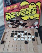 Reversi Oyunu Özel Bölmeli Yeni Ürün Eğitici Akıl ...