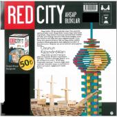 Redka Redcity Doğal Ahşap Renginde