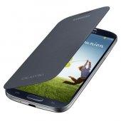 Samsung İ9500 Galaxy S4 Orjinal Flip Cover Kılıf S...