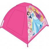 Prenses Oyun Çadırı Oyun Evi Kız Çocuk Kırmızı Disnep