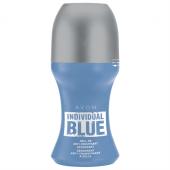 ındividual Blue Antiperspirant Roll On Deodorant