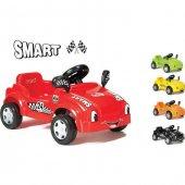 Smart Pedallı Araba Oyuncak Çocuk Arabası