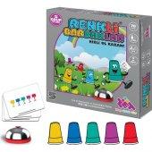 Renkli Bardaklar (Deluxe) Zeka Oyunu 70 Kart - 7 Oyuncu