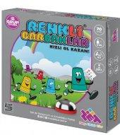 Renkli Bardaklar (Deluxe) Zeka Oyunu 70 Kart - 7 Oyuncu-2