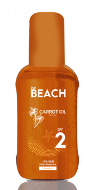 Mısa Sun Beach Carrot Oil Spf2 200ml