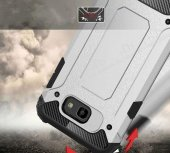 Dafoni Asus Zenfone 3 Max ZC520TL Ultra Koruma Lacivert Kılıf-2