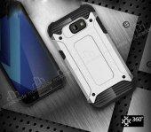 Dafoni Asus Zenfone 3 Max ZC520TL Ultra Koruma Lacivert Kılıf-4