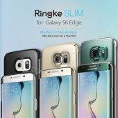 Ringke Samsung Galaxy S6 Edge Plus 360 Kenar Koruma Siyah Kılıf-3
