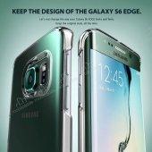 Ringke Samsung Galaxy S6 Edge Plus 360 Kenar Koruma Siyah Kılıf-4