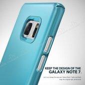 Ringke Slim Frost Galaxy Note FE 360 Koruma Gri Rubber Kılıf-6
