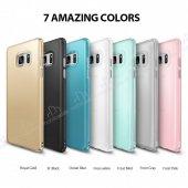 Ringke Slim Frost Galaxy Note FE 360 Koruma Gri Rubber Kılıf-8