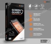 Dafoni Sony Xperia Z Tempered Glass Ayna Gold Cam Ekran Koruyucu-6