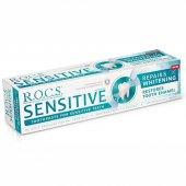 Rocs Onarıcı Sensitive Diş Macunu
