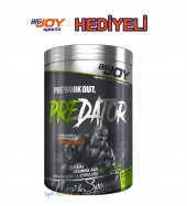 Bigjoy Predator Pre Workout 510 Gr (Arjinin...