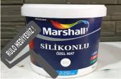 Marshall Silikonlu Özel Mat İç Cephe Boyası...