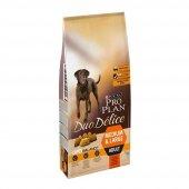 Pro Plan Duo Delice Biftek Etli Yetişkin Köpek...