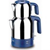 Korkmaz A359 04 Demkolik Mavi Çay Makinası
