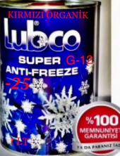 Lubco Antifriz 25 Derece 1lt