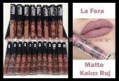 La Fera Kylie Matte Likid Kalıcı Fırçalı Ruj 10