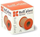 ROLL PLAST Tıbbi Bez Flaster 5cm*5m