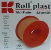 ROLL PLAST Tıbbi Flaster 10cm*5m