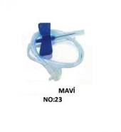 Medura Kelebek Set Mavi No 23