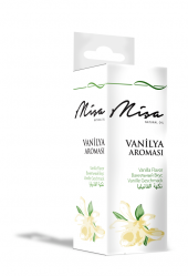 Mısa Vanilya Aroması Yağı 20ml