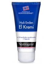 Neutrogena El Kremi Hızlı Emilen 75ml