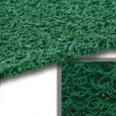 Kıvırcık Paspas Kaydırmaz Halı Yeşil 120 Cm 14 Mm