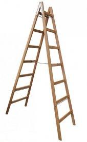 Ahşap Merdiven 7 Basamaklı (Gürgen)
