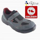 Gezer Bmes 1453 İş Güvenlik Ayakkabısı S1...