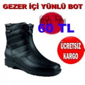 Gezer Bot, İş Botu, Bot İş Güvenliği Ayakkabısı