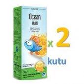 Ocean Multi Vitamin Balık Yağı 2 Li Fırsat S.k.t 06 2021