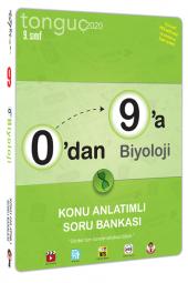Tonguç 0'dan 9'a Biyoloji Konu Anlatımlı Soru Bankası 2020