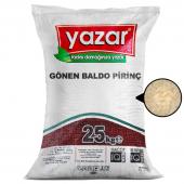 Yazar Baldo Pirinç (Gönen) 25 kg