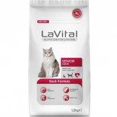 La Vital Ördekli Yaşlı Kedi Maması 1,5 Kg
