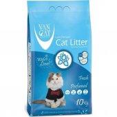Van Cat Fresh Kokulu İnce Taneli Kedi Kumu 10 Kg