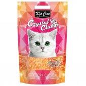 Kit Cat Cotton Candy Topaklanan Silika Kedi...