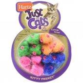 Hartz Just For Cats Kitty Frenzy Kedi Oyun Faresi