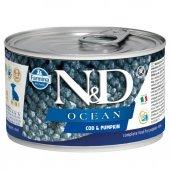 N&d Mini Ocean Morina Balıklı Köpek Konservesi...